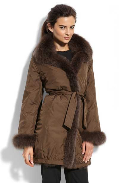 مدل کاپشن زمستانی زنانه