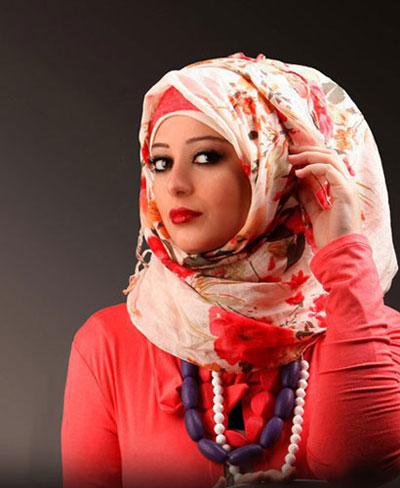 مدل بستن شال و روسری, بستن شال و روسری