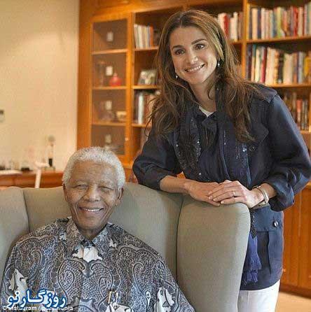 اخبار,اخبارگوناگون,رانیا یاسین, ملکه اردن