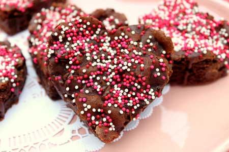 valentine chiken1 1 مدل کیک و شیرینی ولنتاین