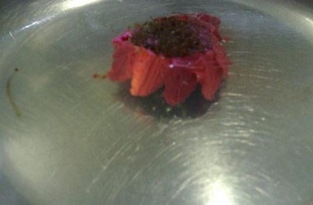درست کردن ژله تزریقی،آموزش تصویری ژله تزریقی،ژله آلوورا،ژله تزریقی به شکل گل،آشپزی و تغذیه,ژله تزریقی آموزش
