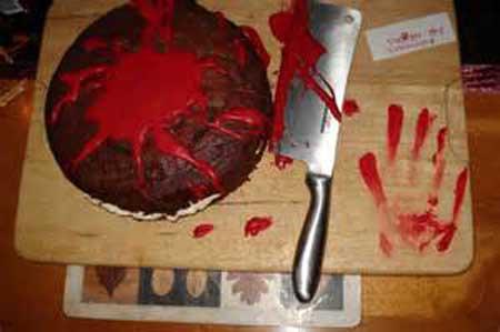 اخبار , اخبار گوناگون , وحشتناک ترین کیک های دنیا