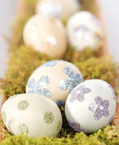 تزیین تخم مرغ،تخم مرغ هفت سین  ،تزیین تخم مرغ 91،سفره هفت سین ،هنر در خانه