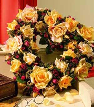 گل آرایی و تزیین گل