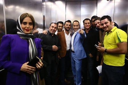 اخبار,حسن ریوندی شومن طنز,سوپر استارها در کنسرت خنده حسن ریوندی