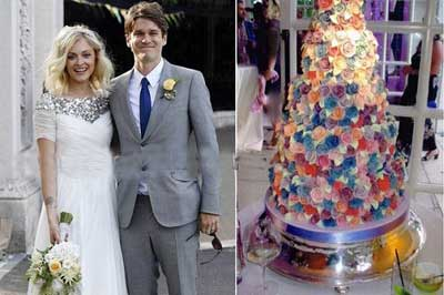 اخبار,اخبار گوناگون,جالب ترین کیک های عروسی