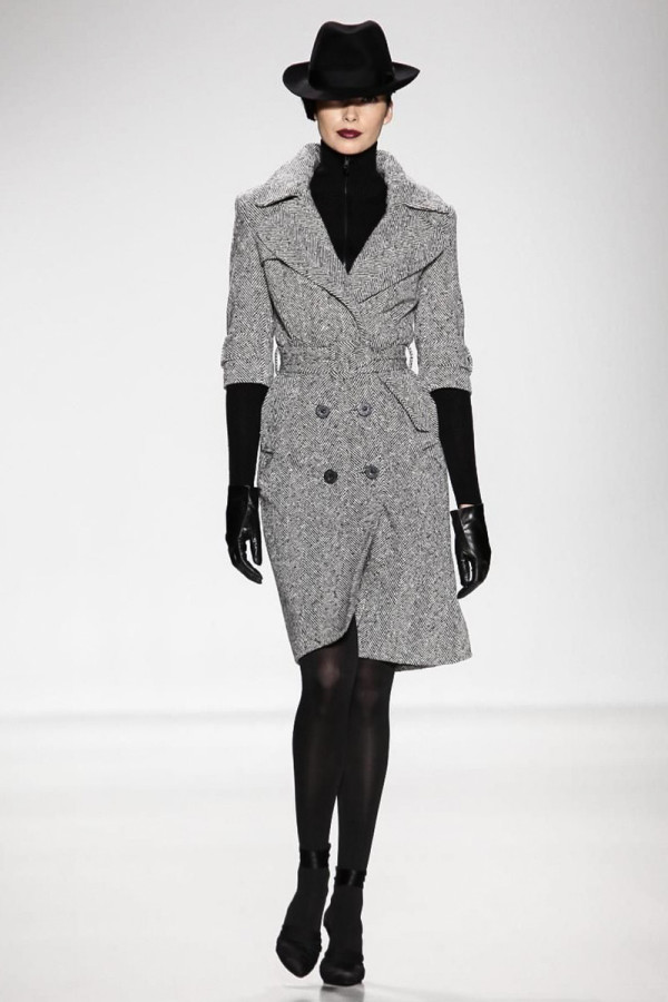 Zang Toi, Ready To Wear, Fall Winter, 2014, New York