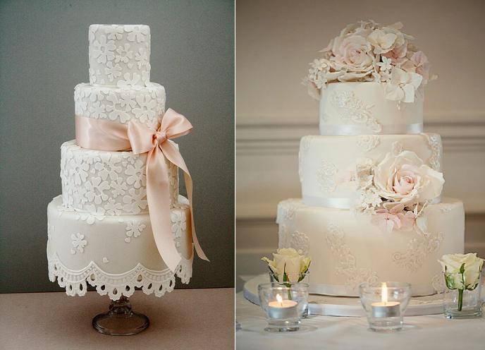 28 مدل کیک عروسی 2016 ( سری اول )