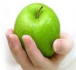 فال سیب