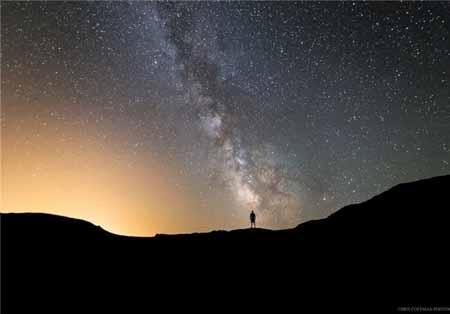 اخبار,اخبار فرهنگی,تصاویر آسمان شب
