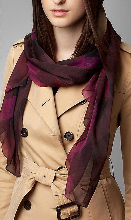 مدل شال و روسری,جدیدترین مدل شال