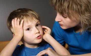 لکنت زبان,لکنت زبان در کودکان, اختلال گفتار,علت لکنت زبان در کودکان