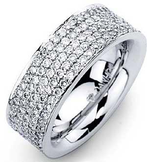 حلقه ازدواج , مدل حلق