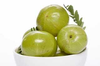 انگور هندی برای تقویت مو