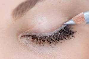 انتخاب خط چشم رنگی مناسب انواع چشمها