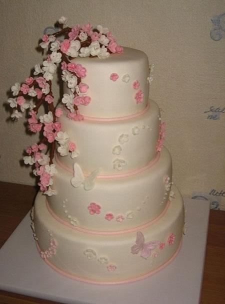 کیک عروسی,مدل کیک برای عروسی