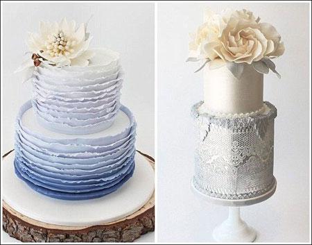 کیک های پرطرفدار عروسی سال 2016,طراحی کیک عروسی