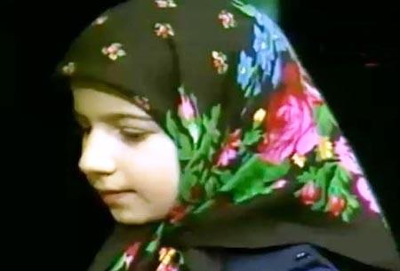 اخبار,اخبار فرهنگی,عکس کودکی لیلا حاتمی