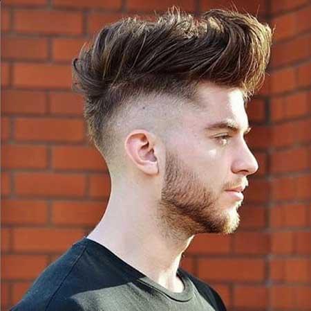 مدل مو پسرانه کوتاه منحصر به فرد