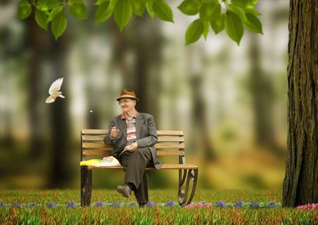 دوران سالمندی,روز جهانی سالمندان,9 مهرماه روز جهانی سالمندان