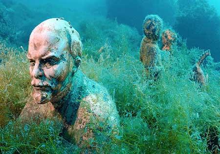 معروف ترین موزههای زیر دریا