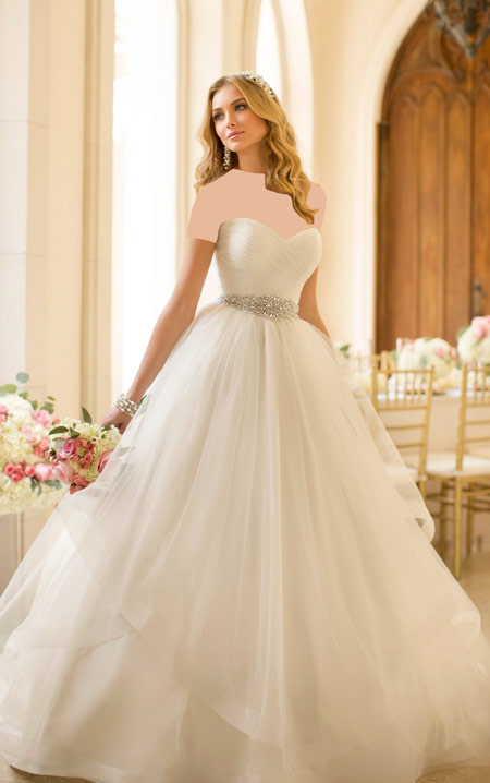 شیک ترین مدل لباس عروس,لباس عروس 2016