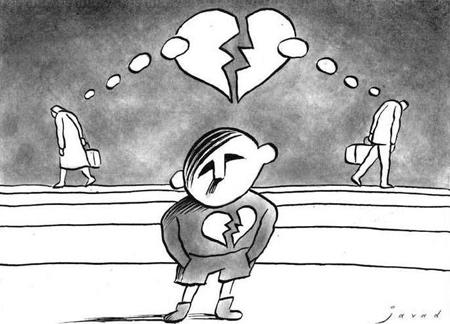 کاریکاتورهای جواد علیزاده, کاریکاتورهای مفهومی
