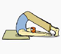 حرکت ایستادن روی شانه ها,آموزش تمرینات یوگا, فواید یوگا