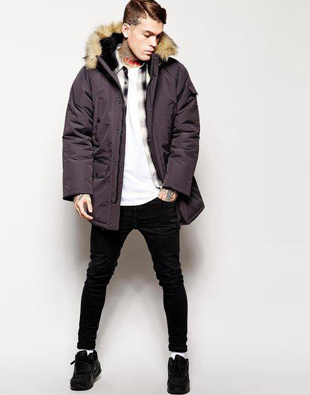 لباس زمستانی مردانه, مدل لباس گرم مردانه