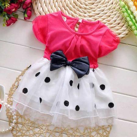 لباس کودکان برای سال 2016, مدل لباس دخترانه عید 95