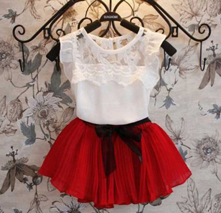 شیک ترین لباس عید دخترانه,لباس عید