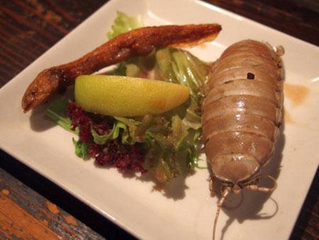 رستوران, چندش آورترین رستوران جهان,رستوران های عجیب و غریب