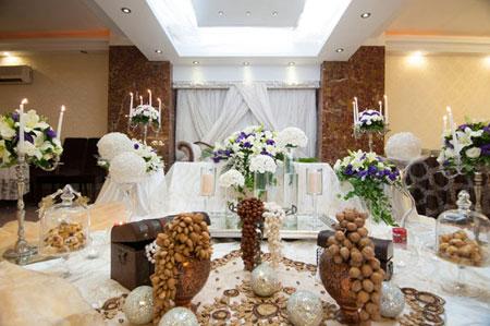 عکس تالار عروسی,تالارهای عروسی,طراحی تالار عروسی
