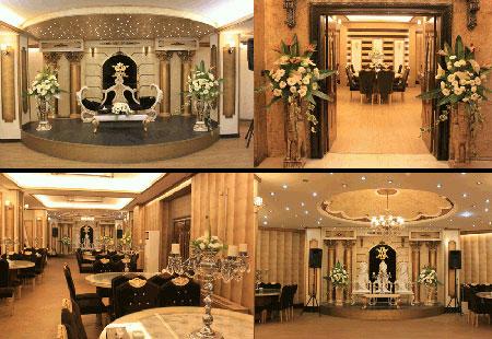 طراحی تالار عروسی,باغ و تالار عروسی,مدل تالارهای عروسی
