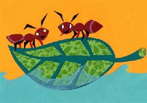 مورچه توانا