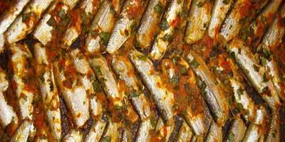 پخت ماهی كيلكاي, طبخ ماهی كيلكاي, آشپزی