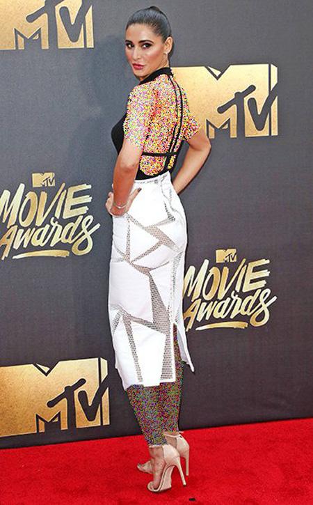 بهترین مدل لباس ستارگان هالیوودی,ستارگان هالیوودی در جایزه فیلم ام تی وی
