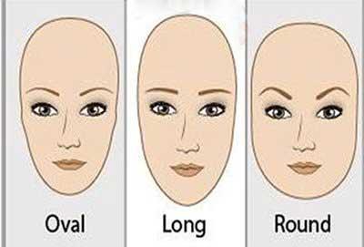 مدل ابروی مناسب صورت
