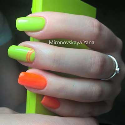 طراحی ناخن جدید