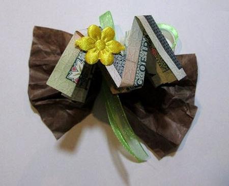 تزیین پول, تزیین پول عید تزیین سکه برای عیدی عید غدیر