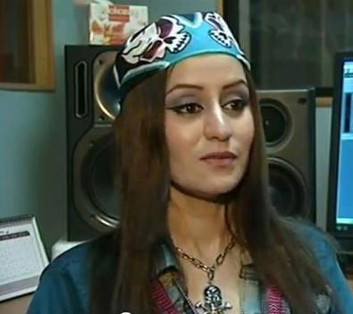 سوسن فیروز,عکس سوسن فیروز,سوسن فیروز خواننده رپ افغان